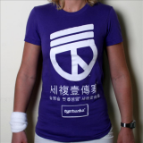 Turboshirt Girl (purple)